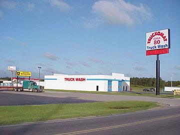 Kenly North Carolina At Truckomat